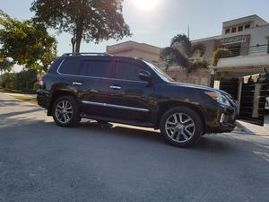 Lexus LX Series Cars for sale in Pakistan | PakWheels