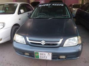Suzuki Cultus Cars for sale in Bahawalpur | PakWheels