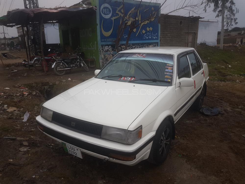 Toyota Corolla DX 1987 Image-1