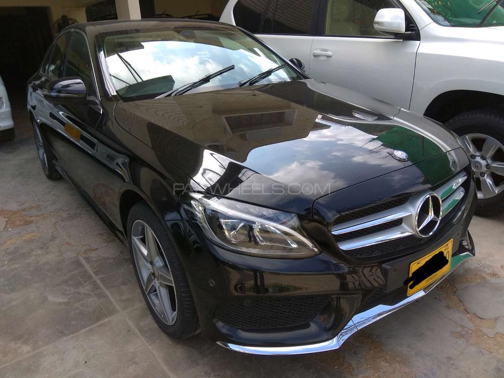 Mercedes Benz C Class C200 2016 Image-1