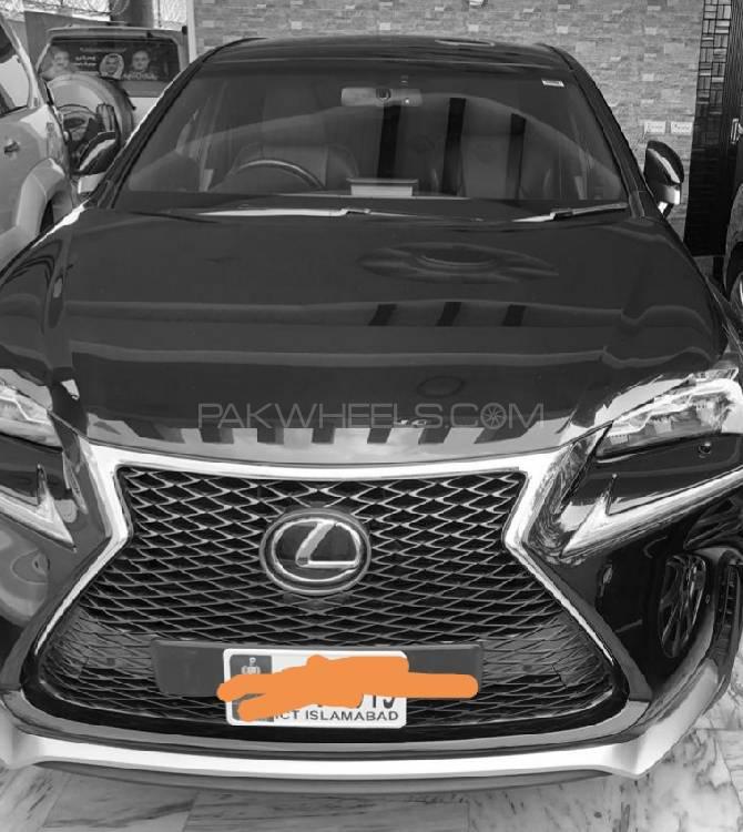 Lexus Nx 300H 2015 Image-1