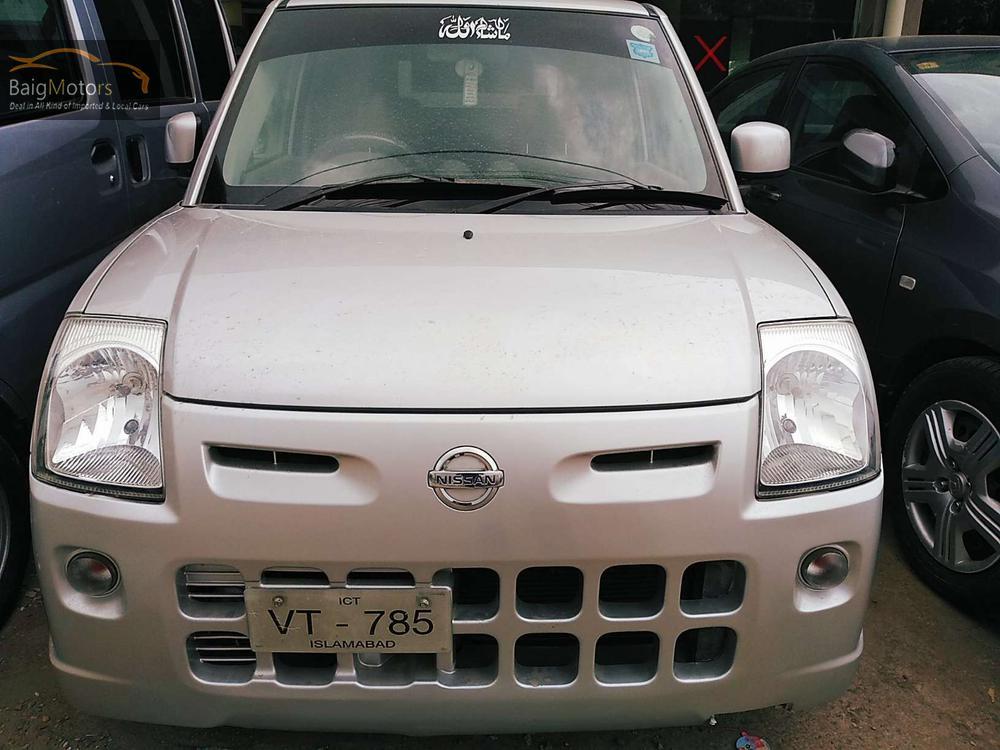 Nissan Pino E 2008 Image-1