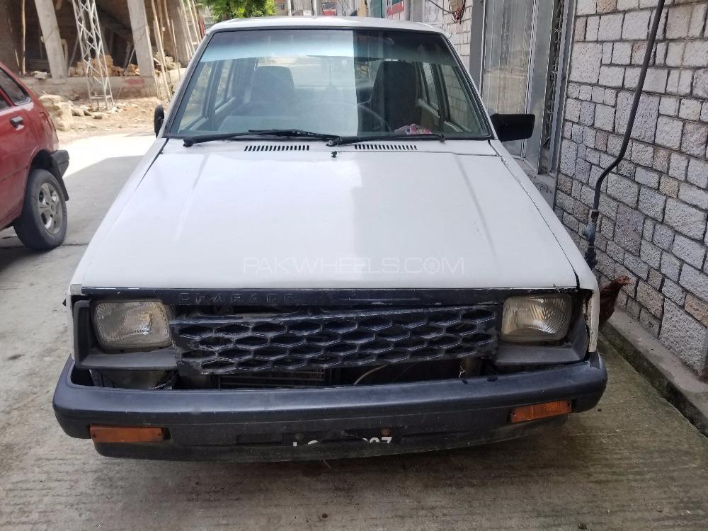Daihatsu Charade 1983 Image-1