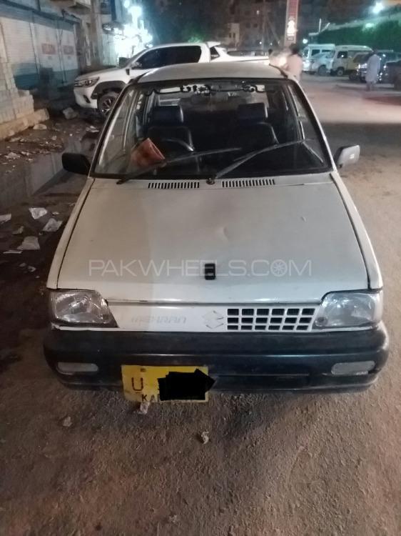 Suzuki Mehran VXR 1992 Image-1