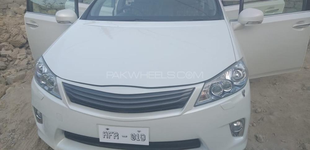 Toyota Sai 2010 Image-1
