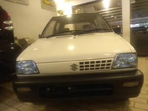 Used Suzuki Mehran VX Euro II 2019