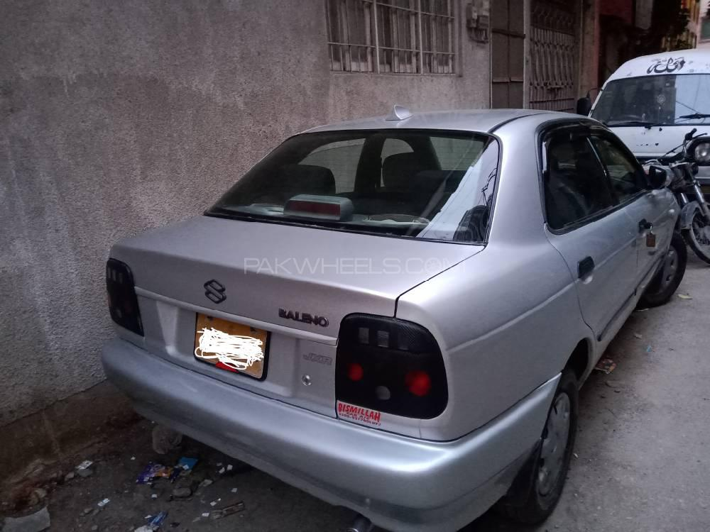 Suzuki Baleno JXR 2006 Image-1