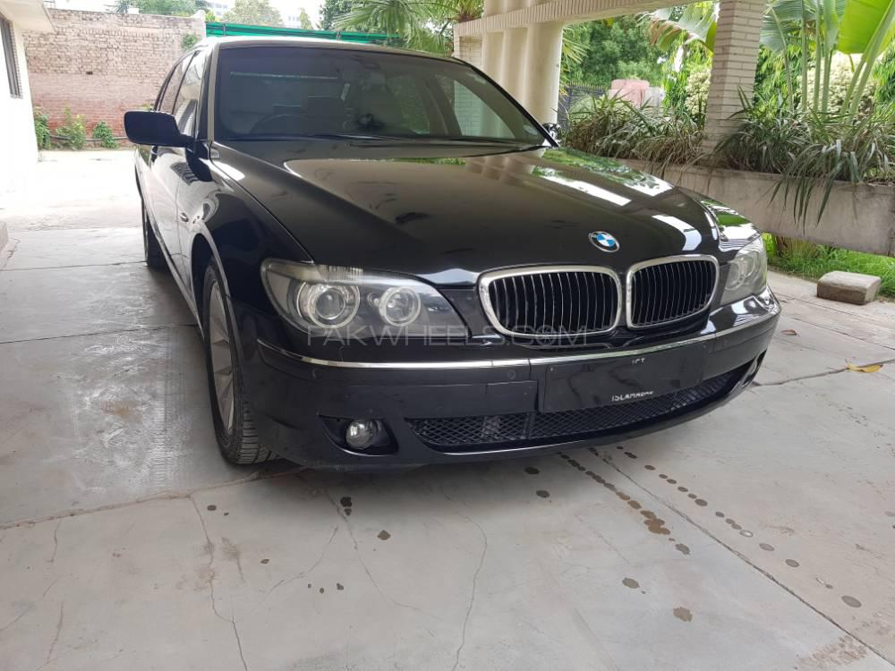 BMW 7 Series 730Ld 2006 Image-1