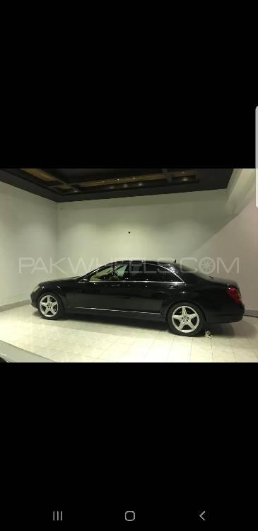 mercedes benz s class s350 2006 for sale in faisalabad. Black Bedroom Furniture Sets. Home Design Ideas