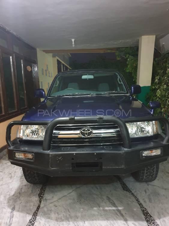 Toyota Surf SSR-G 3.4 1999 Image-1