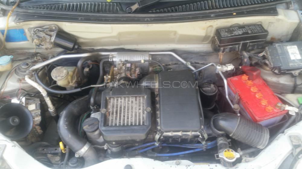 Suzuki Kei B Turbo 2003 Image-1