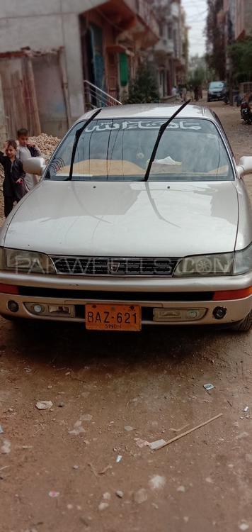Toyota Corolla SE Limited 1991 Image-1