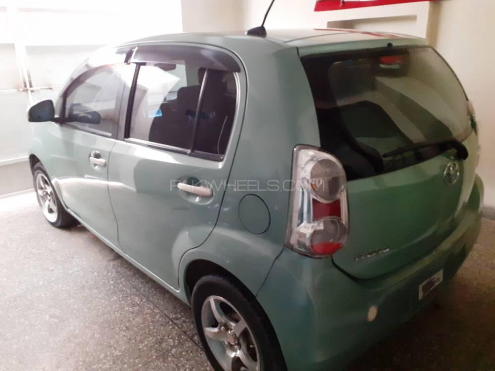 Toyota Passo Plus Hana C 2012 Image-1