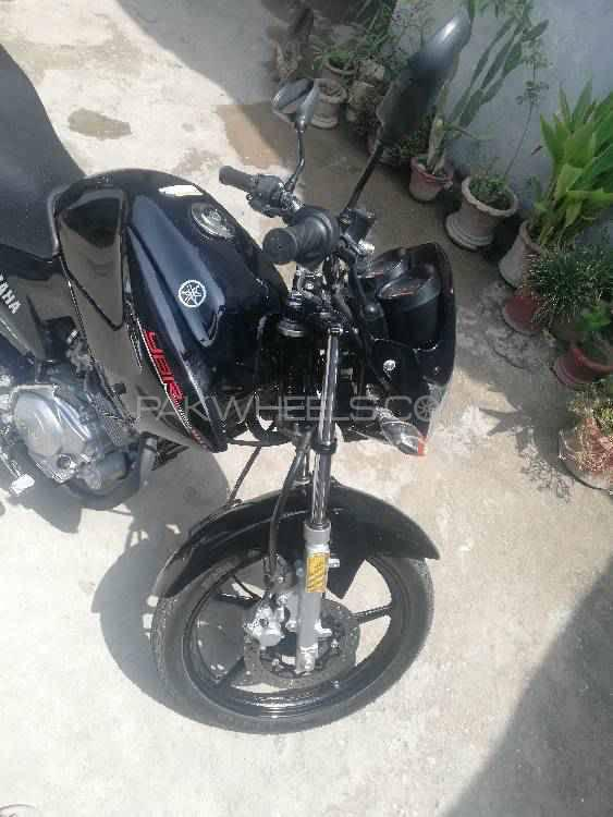 Used Yamaha YBR 125 2019 Bike for sale in Nowshera - 252715 | PakWheels