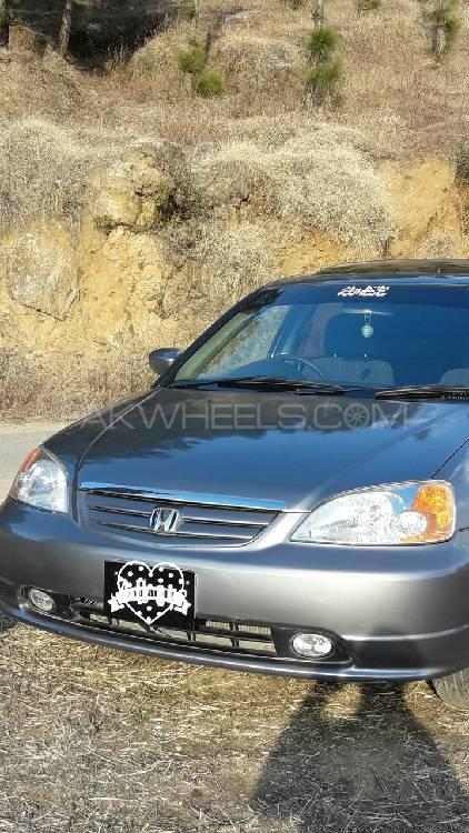 Honda Civic 2001 Image-1