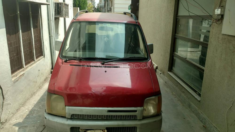 Suzuki Wagon R 1995 Image-1