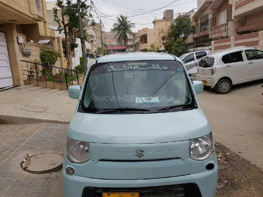 Suzuki MR Wagon G 2014 Image-1