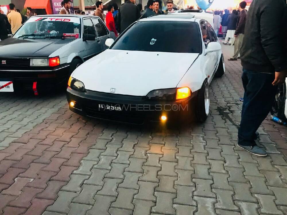 Honda Civic 1992 Image-1
