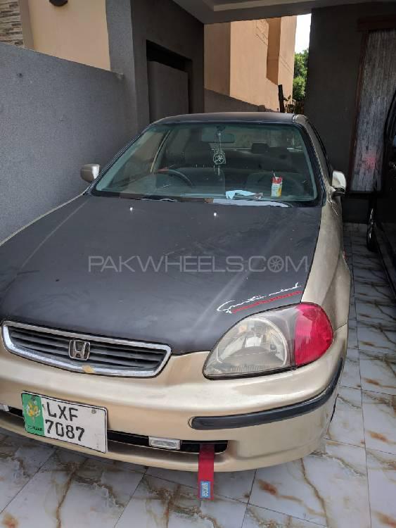 Honda Civic VTi 1.6 1998 Image-1