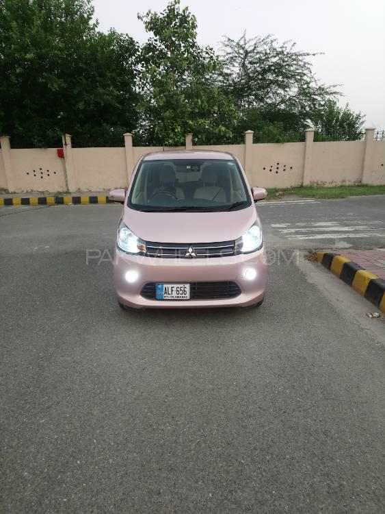 Mitsubishi Ek Wagon G Safety Package 2014 Image-1