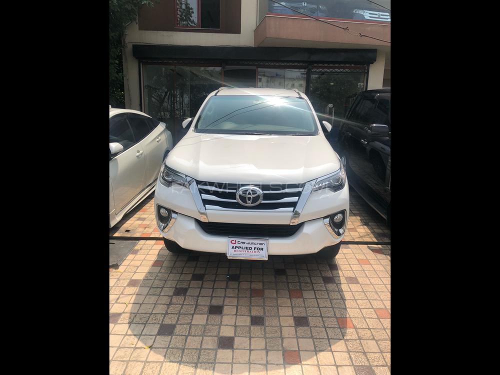 Toyota Fortuner 2.7 VVTi 2018 Image-1