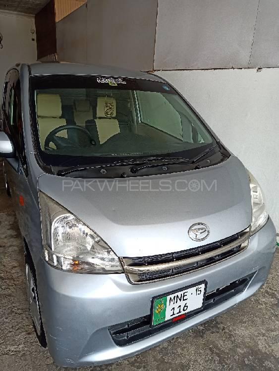 Daihatsu Move Custom X SA 2012 Image-1
