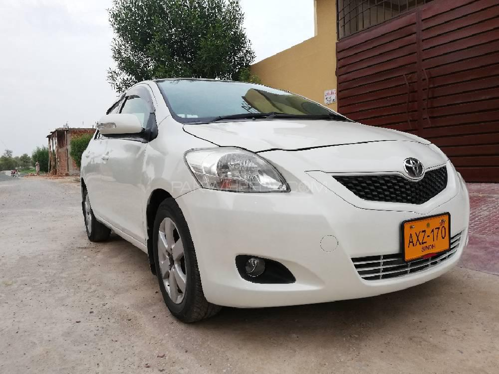 Toyota Belta X 1.0 2009 Image-1