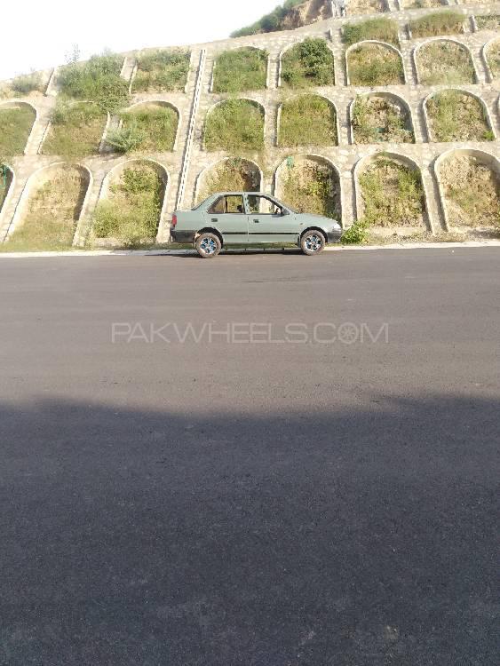 Suzuki Margalla GLX 1995 Image-1
