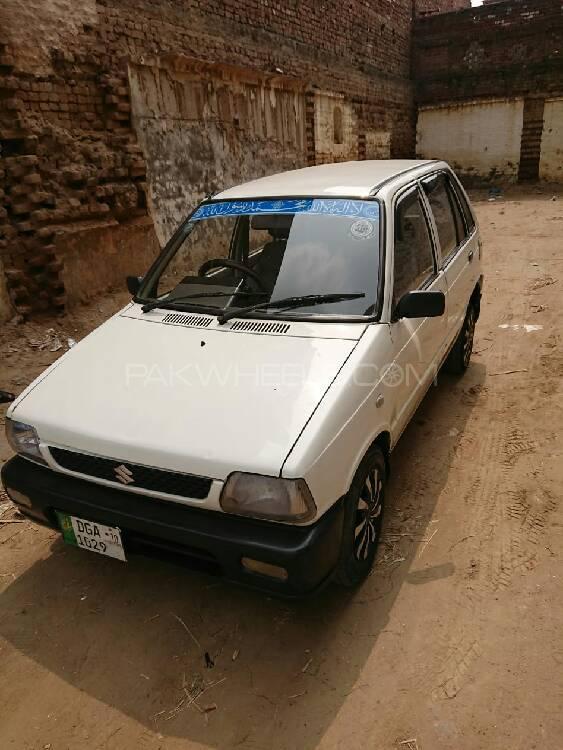 Suzuki Mehran 2009 Image-1