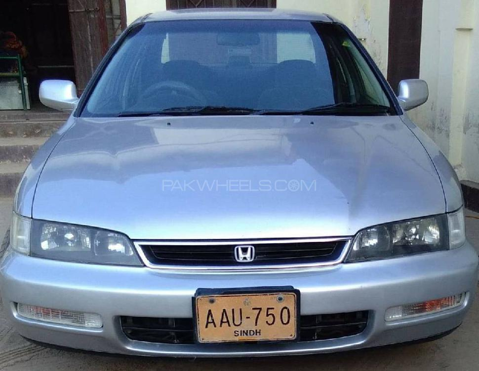 Honda Accord 1997 Image-1
