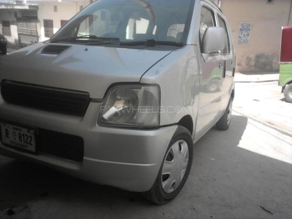 Suzuki Wagon R Limited 2000 Image-1