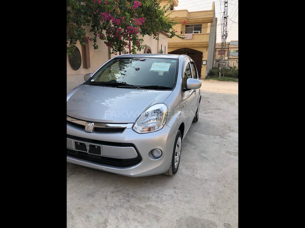 Toyota Passo X G Package 2016 Image-1