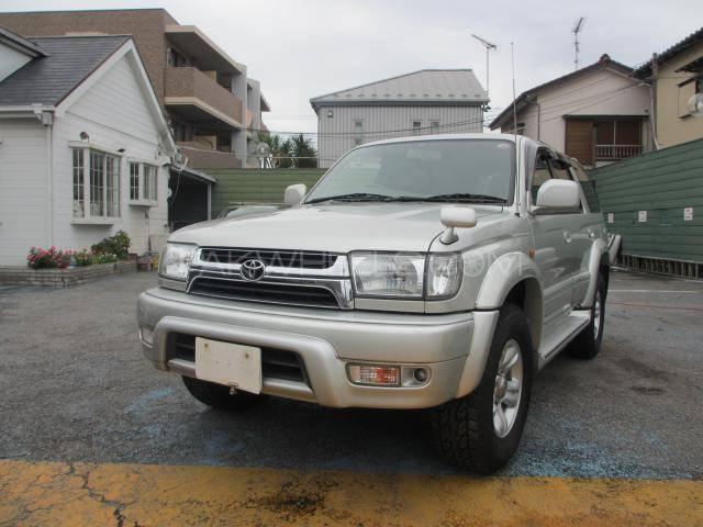 Toyota Surf SSR-G 3.0D 2001 Image-1