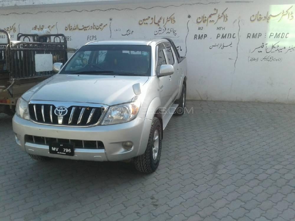 Toyota Hilux 2008 Image-1