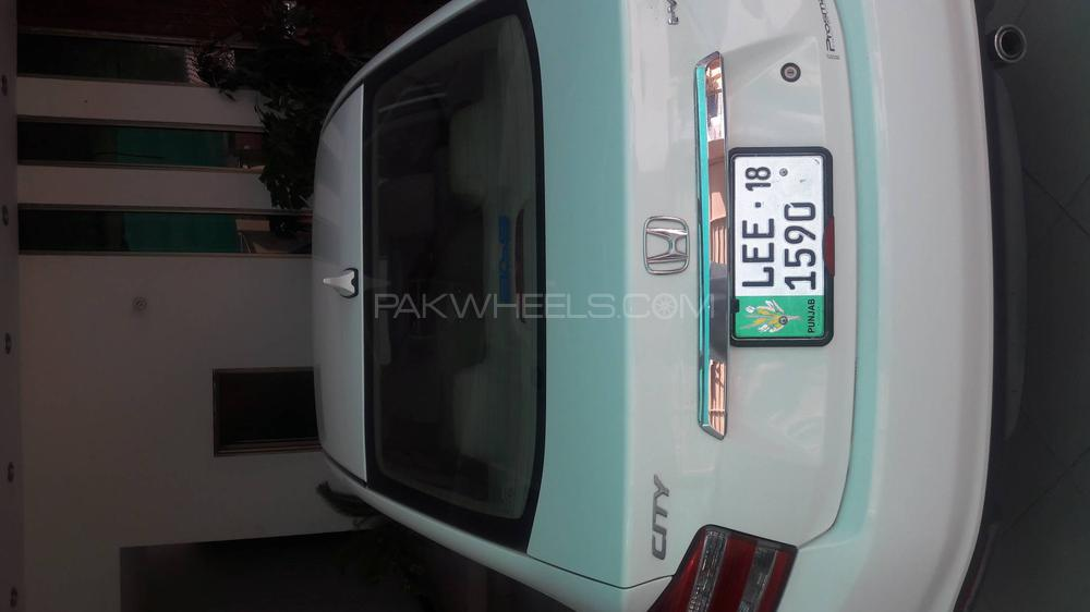 Honda City Aspire 1.5 i-VTEC 2018 Image-1