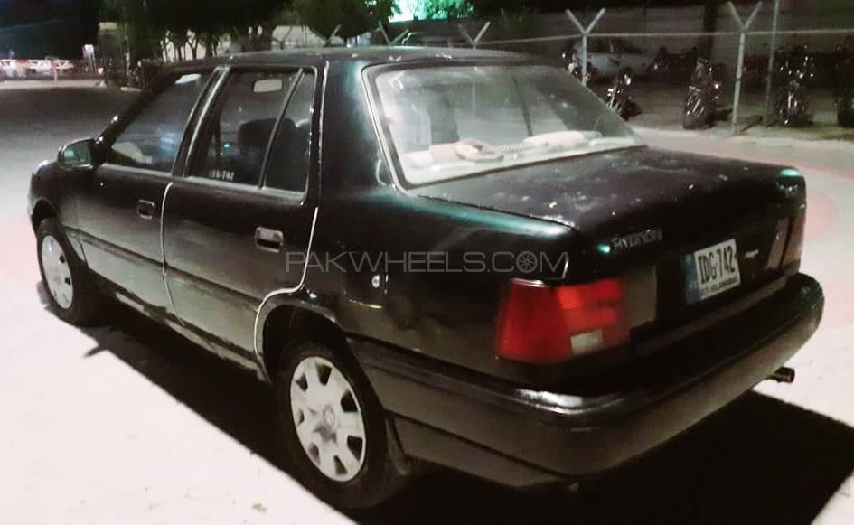 Hyundai Excel Basegrade 1995 Image-1