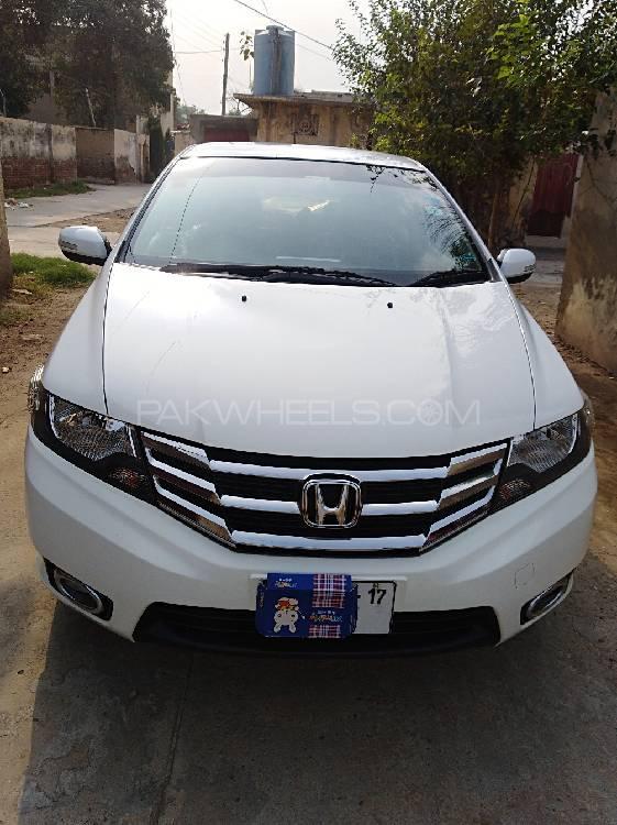 Honda City 1.3 i-VTEC Prosmatec 2017 Image-1