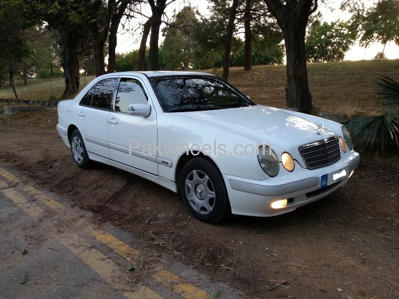 Mercedes benz e class e 200 cdi 1999 for sale in islamabad for Mercedes benz e320 1999
