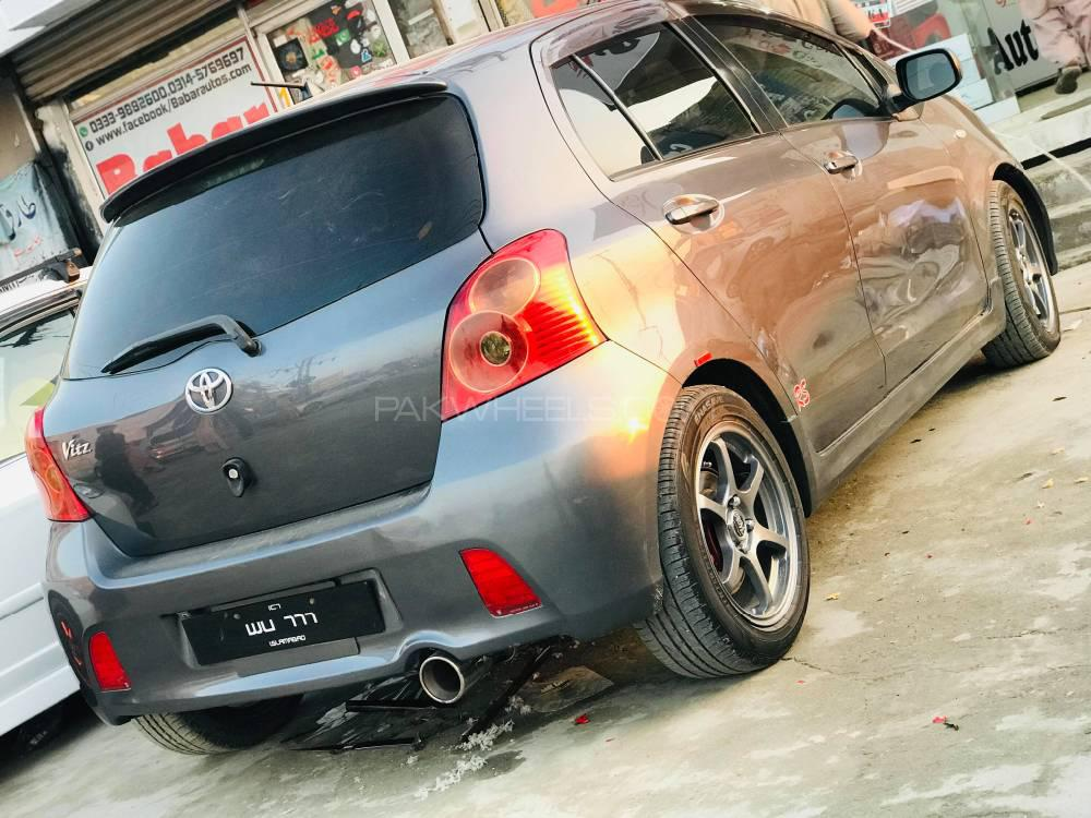 Toyota Vitz RS 1.5 2007 Image-1