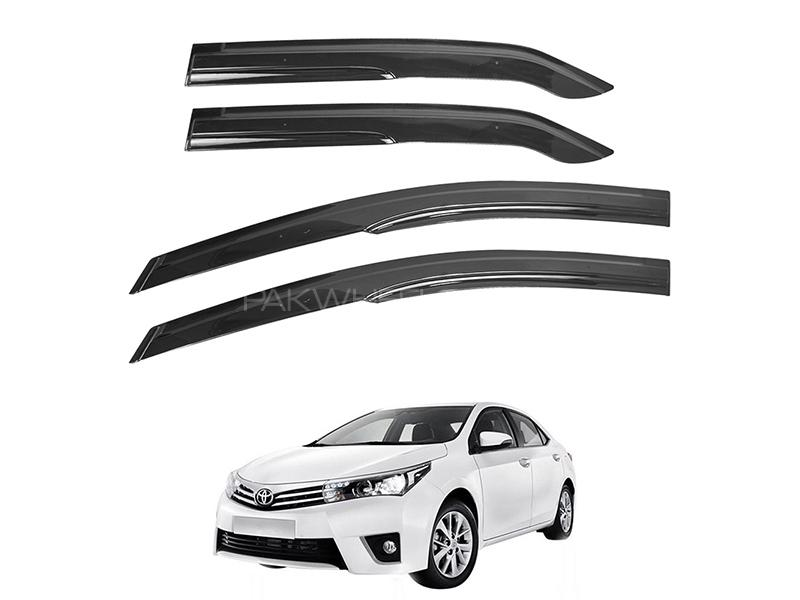 Toyota Corolla 2014-2018 Sun Visor Air Press  Image-1