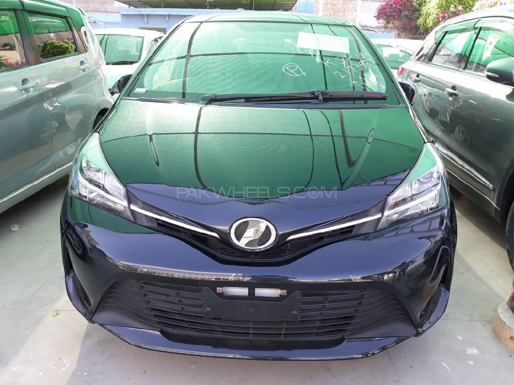 Toyota Vitz F Limited II 1.0 2016 Image-1