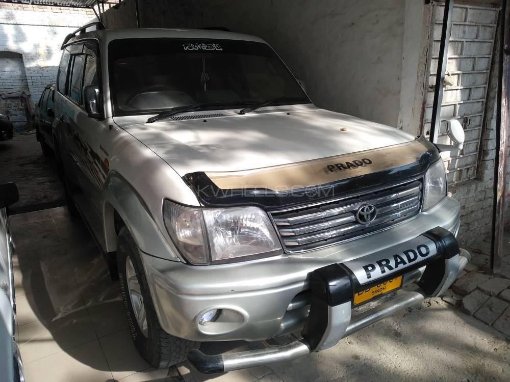 Toyota Prado TX 3.0D 1998 Image-1
