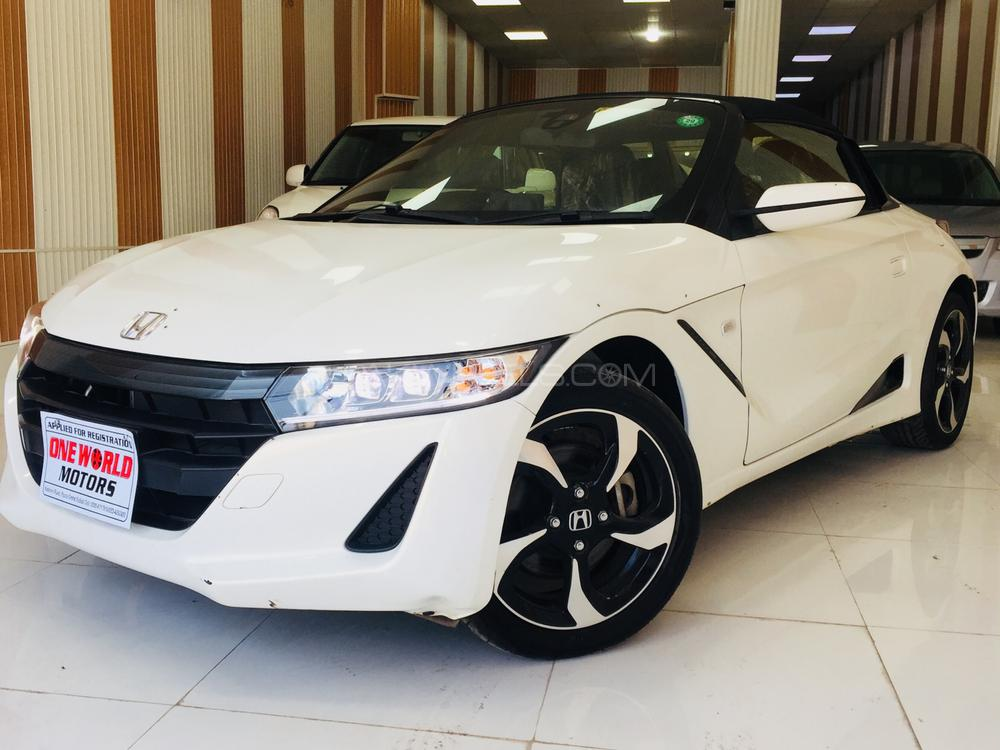 Honda S660 2015 Image-1