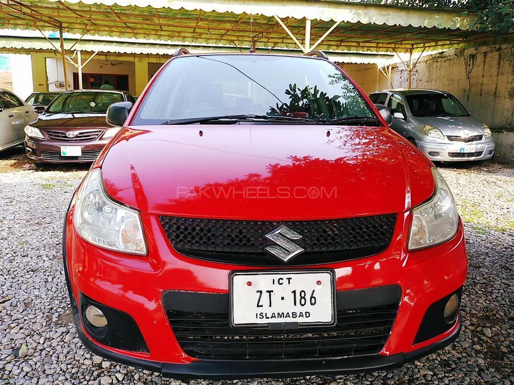 Suzuki Sx4 1.5G 2007 Image-1