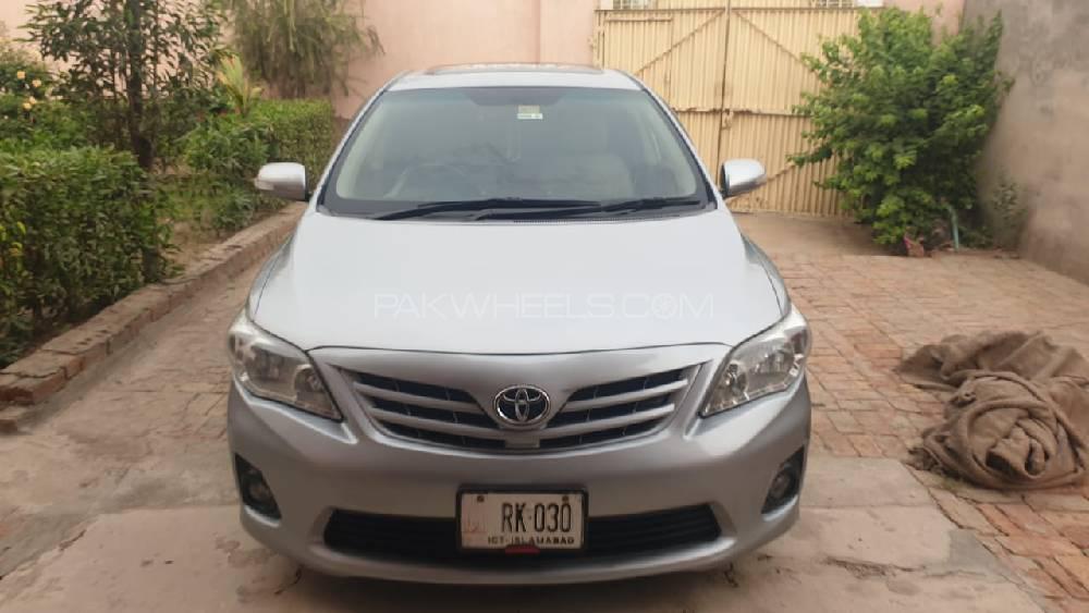 Toyota Corolla Altis Cruisetronic 1.6 2011 Image-1