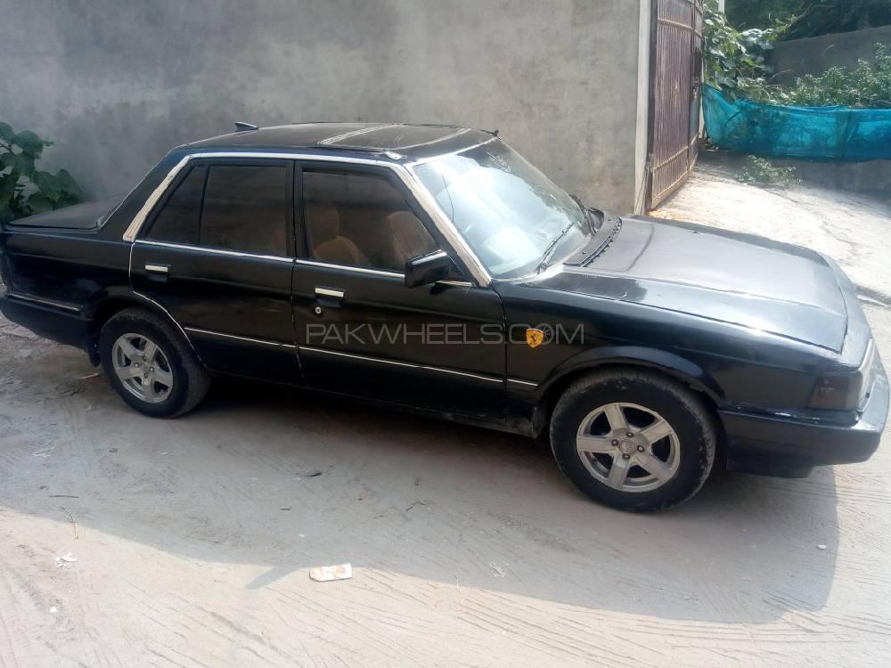 Honda Accord 1985 Image-1
