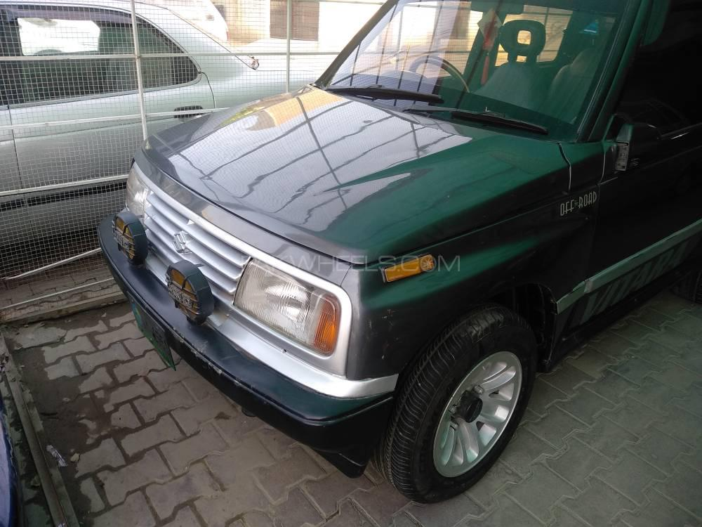 Suzuki Vitara XL 7 1989 Image-1