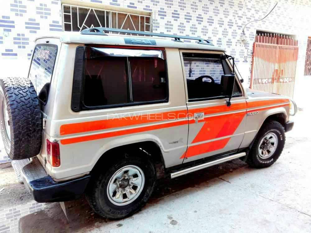 Mitsubishi Pajero 1985 Image-1