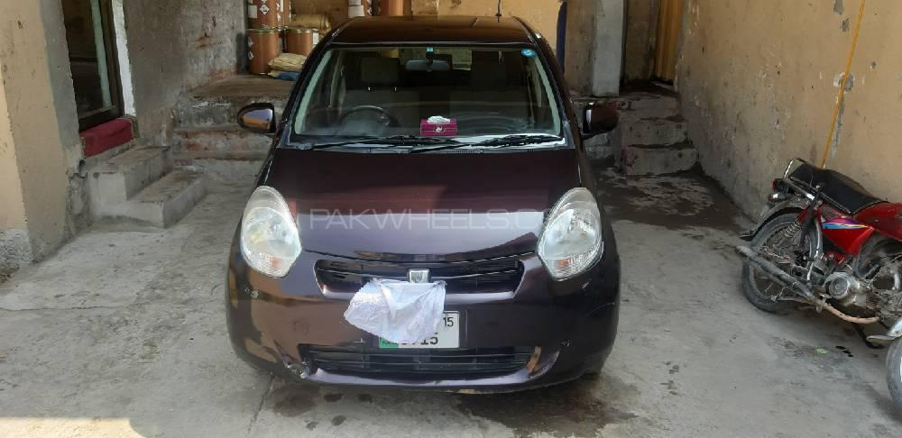 Toyota Passo X L Package 2013 Image-1