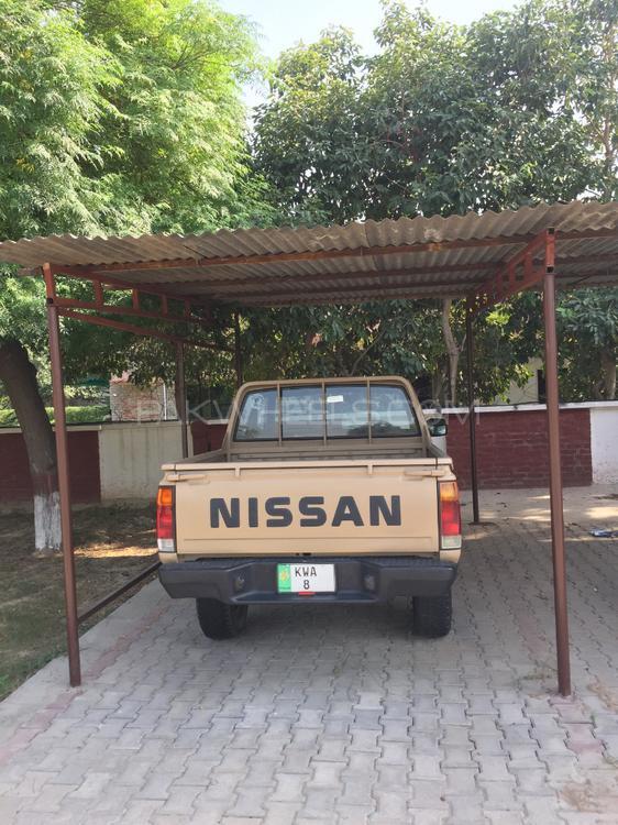 Nissan Pickup 1991 Image-1